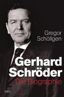 Zum Interview mit dem Schröder-Biografen Gregor Schöllgen einfach auf's Cover klicken (ab Ende Oktober 2015)