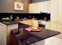 Pental Quartz Twilight installed in a kitchen