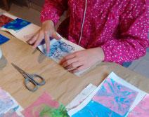ateliers créatifs pour enfants