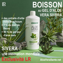 Le GEL D'ALOE VERA SIVERA de LR Health and Beauty Systems est une innovation mondiale  AloeVeraSante.net