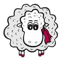 Shirley O'Sheep - S. Fischbacher Living