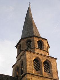 St Côme d'Olt près du gîte du Clos de Servoline St Cyprien/Dourdou