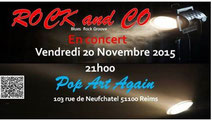 Rockandco Pop Art Again (Reims)