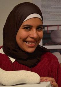 Mariam Radwan, Cairo (Ägypten)