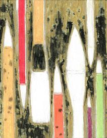 『く』 熊野筆