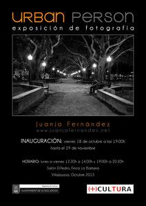 Exposición Urban Person (Villajoyosa) | Juanjo Fernández