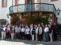 im Weilburger Schlossgarten - Foto: HPD