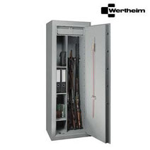 Wertheim Waffenschrank AG40; presented by Egger Tresore Safes