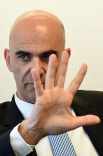 Sozialminister Alain Berset möchten den Koordinationsabzug abschaffen.