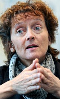 Eveline Widmer-Schlumpf agierte nicht in jedem Fall so glücklich, wie bei der Rettung der UBS.