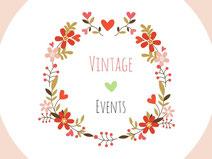 Vintage-Events, une partenaire vintage de votre mariage