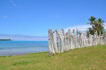 Mystérieuse île des Pins