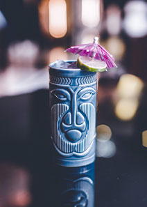 NCL Saturn Landing Cocktail
