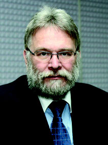 Ottfrid Hillmann, Vorsitzender des DPB (Foto: privat)