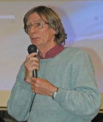 Philippe Chesneau militant écologiste toulonnais