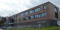 Polizeiverwaltungsgebäude mit Revier Heringsdorf