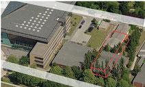 Bürogebäude und Rechenzentrum Uni Greifswald