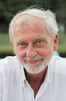 Hugo Verlomme, Président d'honneur du Festival Livre & Mer 2020 © Vitor Estrelinha