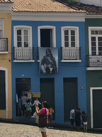 Michael Jackson in Salvador