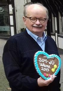Sim-Jü-Experte Rainer Schulz