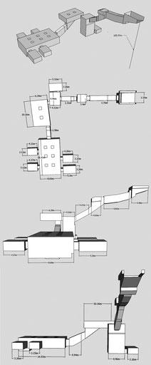 KV 35 Amenhopet II - Vallée des rois - Egypte