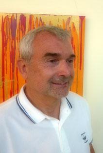 Gerhard Jakoblich, Rechnungsprüfer im Verein,  Berufsschullehrer iR