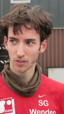 Gesamtsieger in 14:47,7 min: Tim Arns Sidenstein