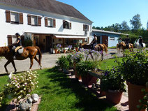 11 horse riding stables in and by Berlin