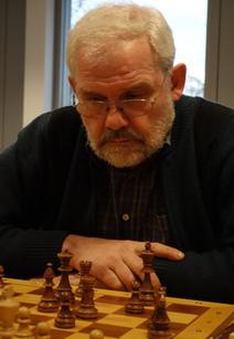 Wolfgang Ritter führt nach seinem Sieg die B-Gruppe des Finales an (Foto: A. Obdenbusch)