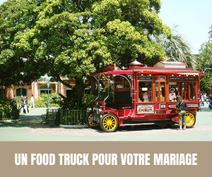 Louez un food truck, une idée originale de pimenter son retour de mariage