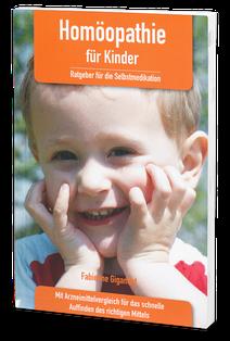Buch Homöopathie für Kinder Fabienne Gigandet