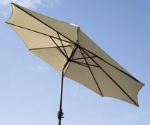 grand parasol à louer