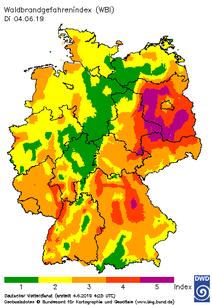 Quelle: Deutscher Wetterdienst (DWD)