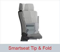 Smartseat Tip & Fold