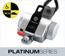 PlatinumSeries wheelchair restraint system