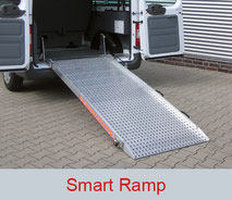 Smart Ramp for vehicles