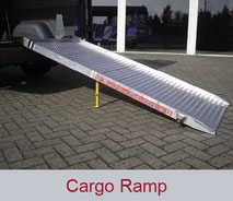 Cargo Ramp for vehicles