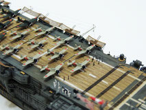 1/700 航空母艦 『加賀』◆模型製作工房 聖蹟