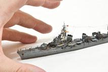 駆逐艦『島風』◆模型製作工房 聖蹟