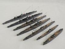 1/700 日本海軍 潜水艦  -2 ◆模型製作工房 聖蹟