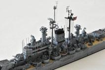 1/700 英国 戦艦 『ウォースパイト(Warspite)』 ◆模型製作工房 聖蹟