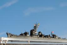 1/700 防空駆逐艦 『秋月』◆模型製作工房 聖蹟