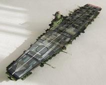 航空母艦 『翔鶴・瑞鶴』◆模型製作工房 聖蹟