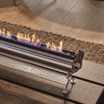 Bioethanol Kaminofen Ebios Fire Feuer Wärme