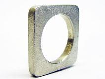 Schlichte Silber Ringe