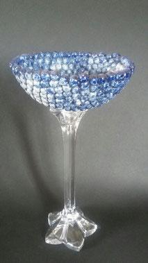 Glas met keramiek