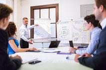 Agile Lösungen und Coaching