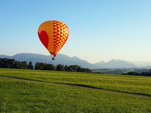 Ballonfahrten München Umgebung