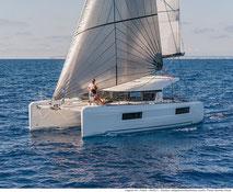 Katamaran-Segelurlaub Mahon Menorca