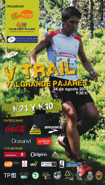 V TRAIL VALGRANDE PAJARES - Pajares, 24-08-2014